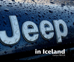 Book - A Jeep in Iceland